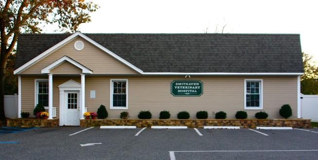 Smithaven Veterinary Hospital Veterinarian In St James Ny
